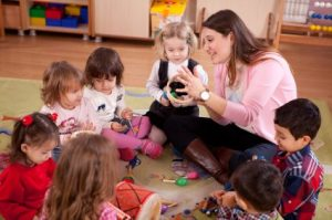 our concept in the kindervilla follows the school concept of the usa preschool means kindergarten and kindergarten is the german preschool - Kinder Garden